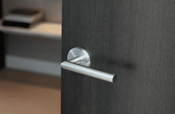 Built Prefab Modular Homes Door Handle Photo