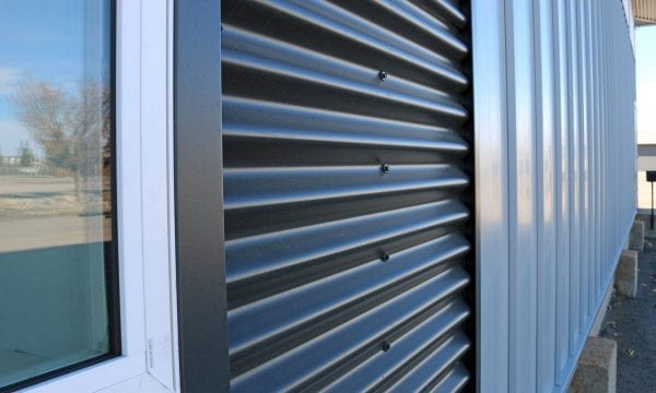 Built Prefab Modular Homes Metal Siding Photo