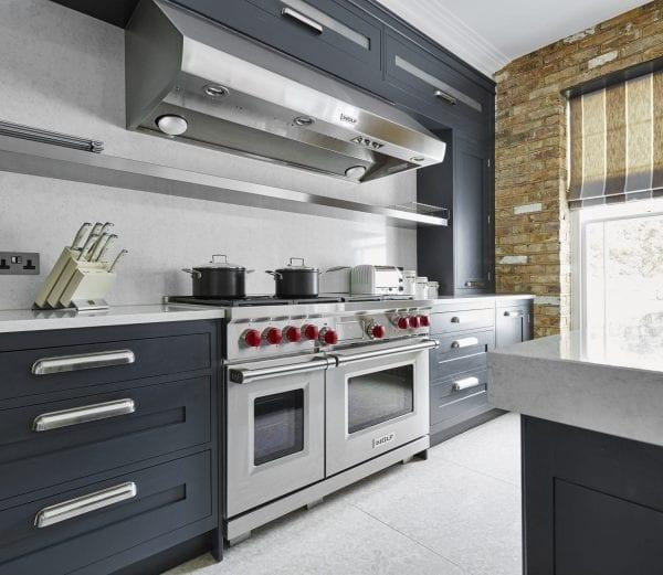 Built Prefab Modular Homes Appliances Photo