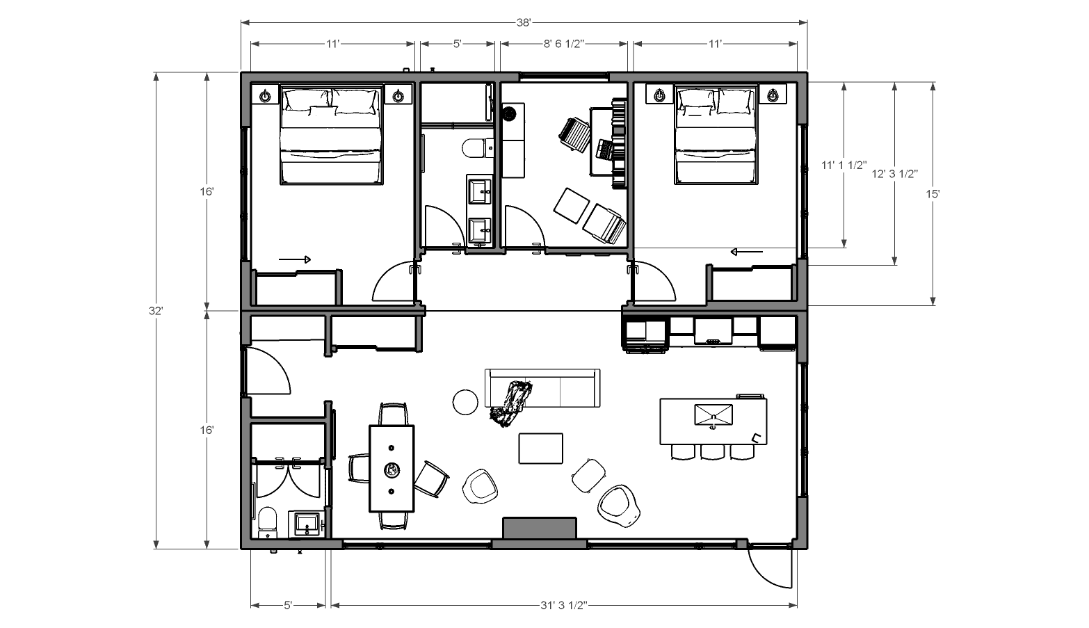 Prefab Modular Homes | Western Canada | Built Indoors | Built Prefab